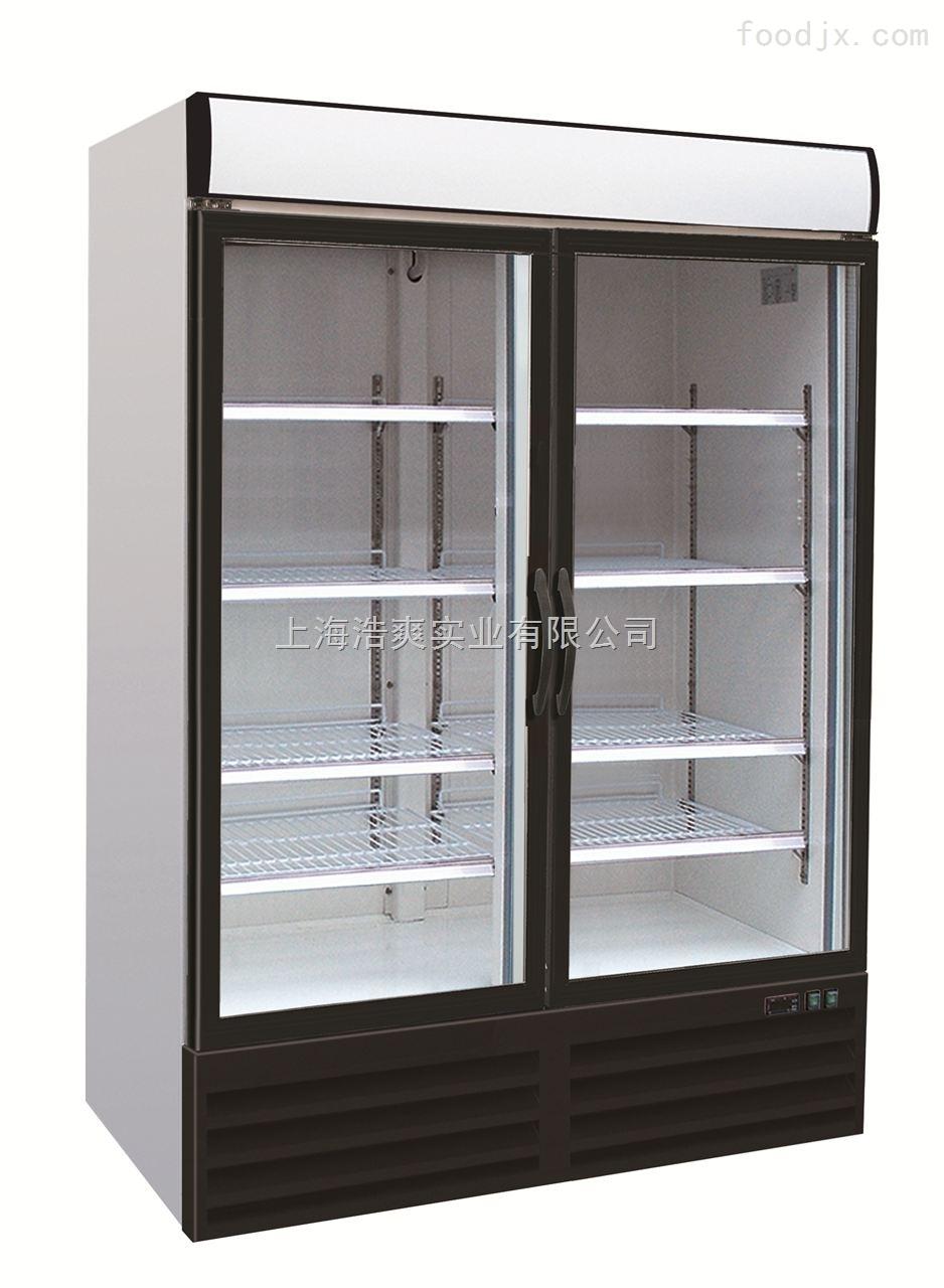 风冷立式双门冷冻柜