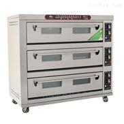三层九盘电烤箱