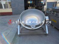 可倾式蒸汽加热夹层锅