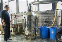 河南酿酒设备|大帝科技100型白酒厂家
