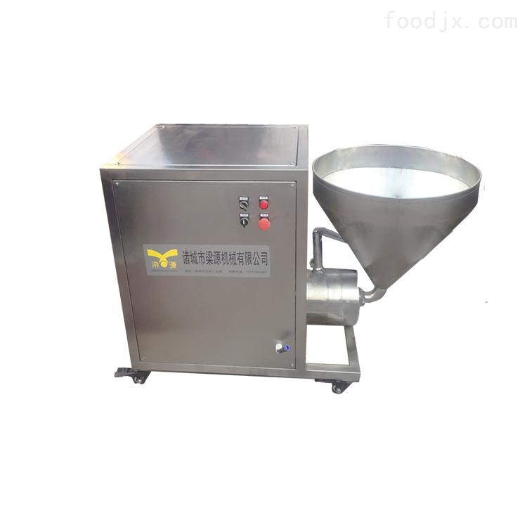 千叶豆腐消泡机 抽空细化设备
