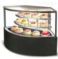新款扇形转角蛋糕冷藏柜