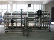唐山反滲透純凈水設備運行參數及出水指標