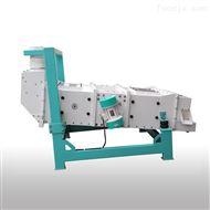 TQLZ125小麦清理除杂质振动筛选机