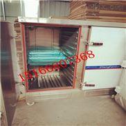 推盘式蒸箱 呼和浩特食品厂专用双门蒸饭车 一次蒸4袋面电蒸汽馒头蒸房价格图片