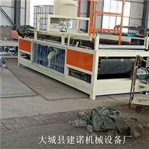 无机渗透板设备及板材小料与原料添加比例