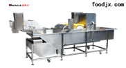 DMD-5000-臭氧毛刷洗菜机