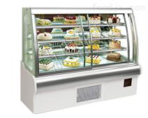 歐式前開門冷藏展示柜