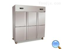 标准款六门冷柜