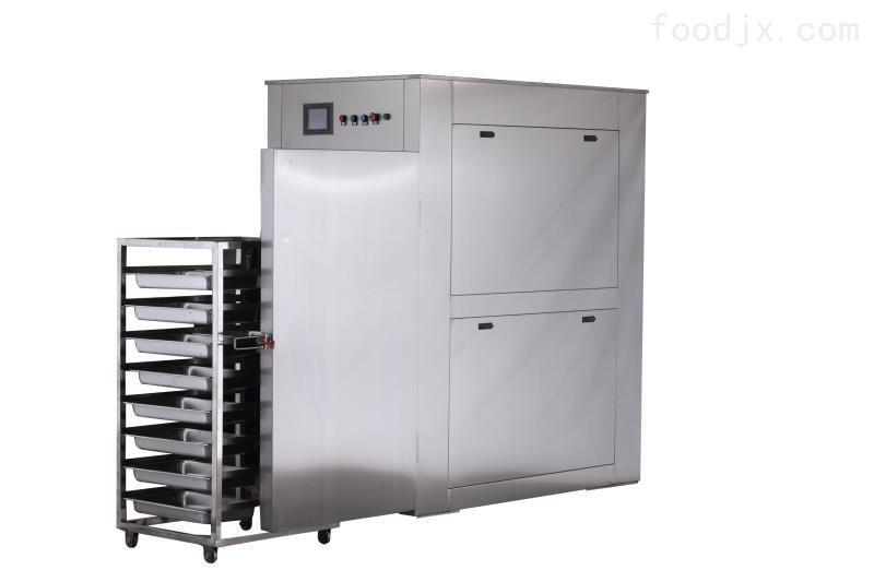 全自动快餐快速冷却机价格