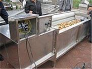 ks-900-潍坊毛刷清洗机 红薯清洗去皮机生产厂家