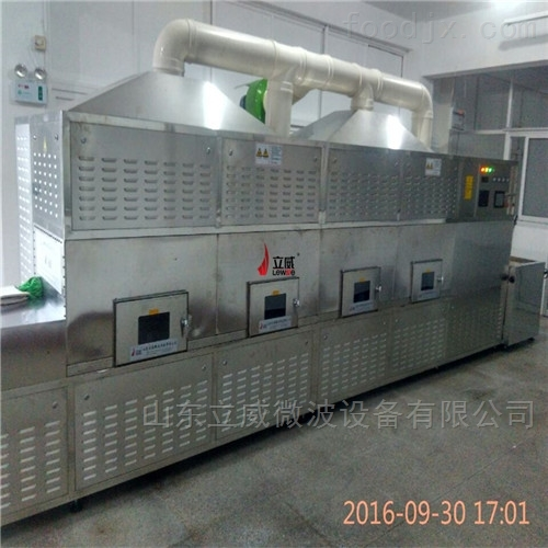 济南果脯微波烘干设备厂家山东立威