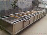 QX-4000不锈钢红枣气泡清洗机