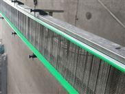 福州爬坡网带输送机 提升爬坡输送