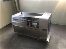 厂家定制不锈钢全自动冻肉切丁机