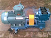 大油罐车卸油圆弧齿轮油泵 罐区装车油泵