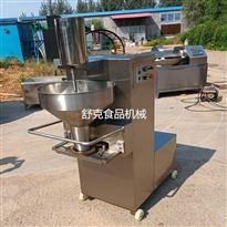 SRW-01牛肉丸丸子成型机 鱼肉丸子生产流水线设备
