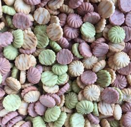 HQ-400彩色儿童饼干机生产厂家 小饼干成型机价格