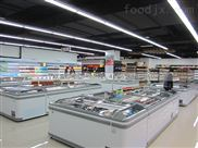 无锡超市卧式冷藏冷冻柜容量大小定做