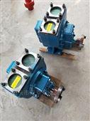 圆弧齿轮油泵 车载圆弧泵 柴油机驱动齿轮泵