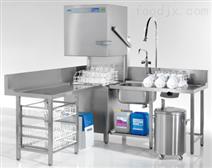 餐饮专用提拉式洗碗机PT-M-青岛美洁尔