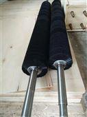 防静电型钢丝毛刷辊专业制造