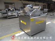 客户推荐型电加热面包油炸机提高品质