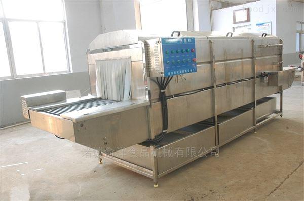 供应豆干滚筒包装袋洗袋机
