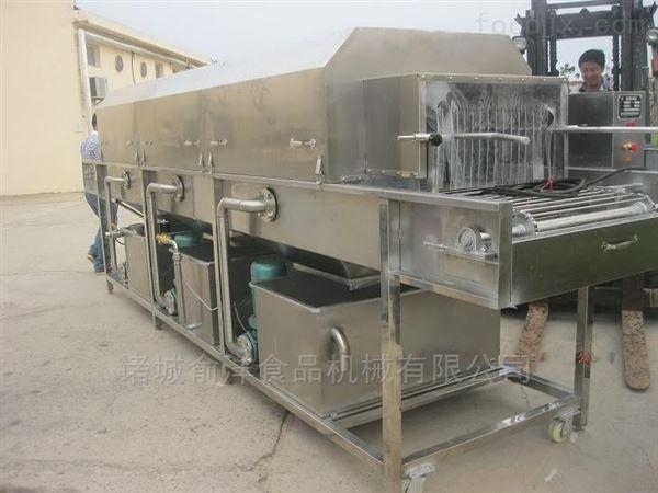 多功能周转筐清洗机 食品厂大型清洗设备