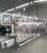 专业供应蔬菜 食品连续式全自动烘干机