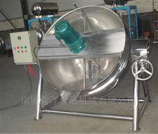 50-600L蒸汽高粘度行星搅拌炒锅