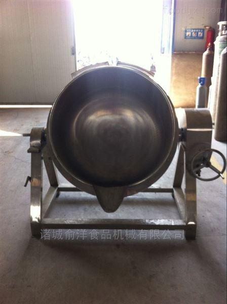 优质电加热导热油不锈钢夹层锅