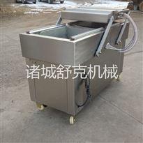 SDZ-500 2S小型鱼豆腐 五谷杂粮 真空包装机