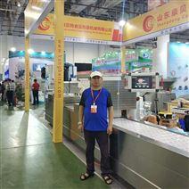 鱼豆腐休闲食品全自动拉伸卷膜真空包装机
