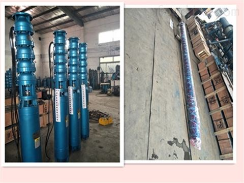 銀川熱水深井泵質量好-大功率潛水泵廠家