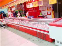 江西哪个地区有卖卧式鲜肉展示柜