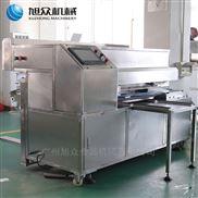 旭眾新款食品加工設備T100全自動月餅排盤機
