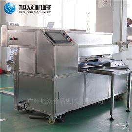 T100旭众新款食品加工设备T100全自动月饼排盘机