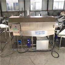 海南柑橘清洗机厂家 橘子加工设备洗果机