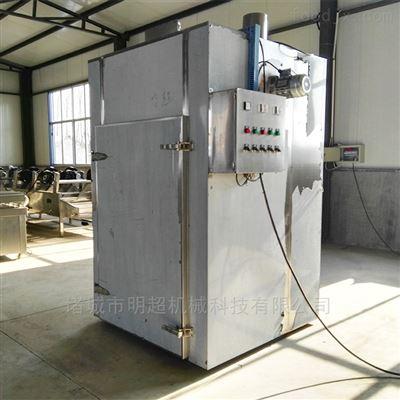 药材连续式烘干机工作原理食用菌加工设备