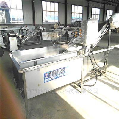 MCQXJ-4000有机水果清洗机 火龙果清洗风干流水线适用于大型种植地基