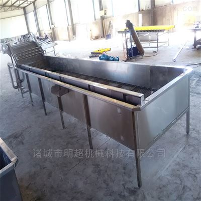 鼓泡海产品对虾清洗机生产厂家现货供应