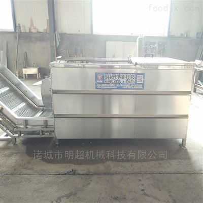 MCQXJ=2000洗萝卜机厂家_地瓜清洗机多少钱一台