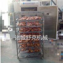 SYX-50I环保型糖熏炉专业熏肉设备烟熏炉
