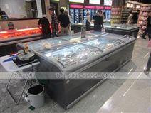 山东500L卧式冰柜报价多少哪里有卖
