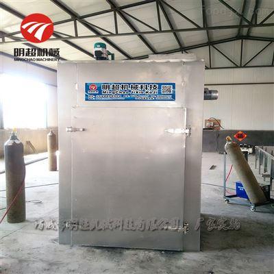 MCHGJ-24烘干果蔬机器工作原理