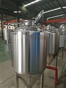 JNPJ-200商酿精酿啤酒生产设备