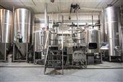 JNPJ-5T日产5吨精酿啤酒设备