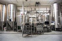 日产5吨精酿啤酒设备