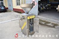 安徽火腿肠灌肠机可与打卡机连接使用
